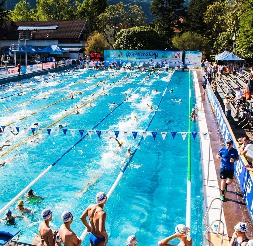 brixen swim cup - Rellement